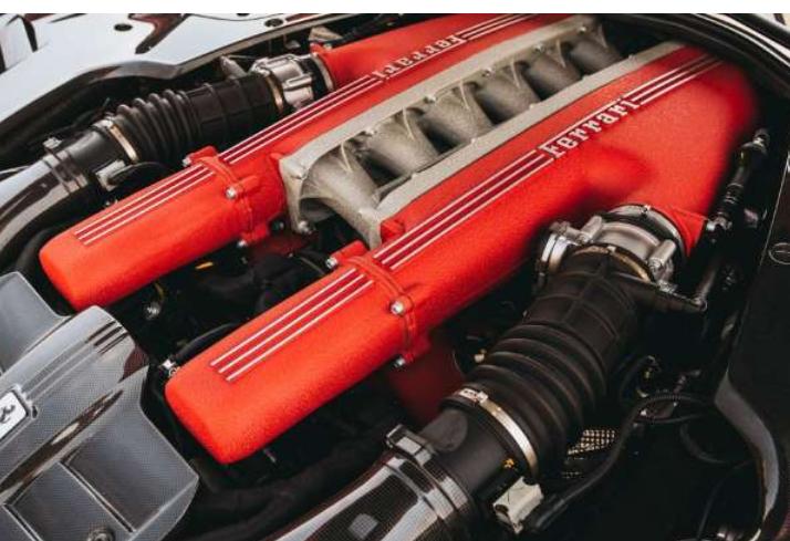 法拉利新专利表明它正在努力保持其V-12发动机的活力