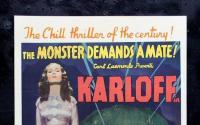 装修期间在住宅墙壁中发现的1930年罕见电影海报