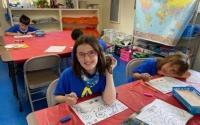 冠军水暖捐赠帮助为小光基督教学校确保操场