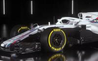 俄罗斯一级方程式赛车队展示了一辆新车