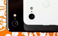 Pixel4XL泄漏的照片揭示了两个后置摄像头和打孔屏幕