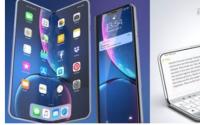 苹果正在研究可折叠设备的相关技术明年可能会推出一款可折叠的iPhone产品