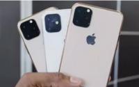 距苹果公司预计将推出新的iPhone11系列产品还有两个月的时间