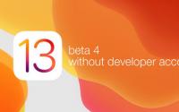 我们又迎来了iOS13Beta4开发者版本更新版本号为17A5534f