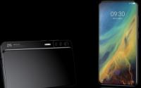 而现在中兴似乎也有意推出一款使用侧滑结构的全面屏手机