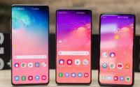 三星于2月28日在乌镇正式发布国行版三星S10系列手机