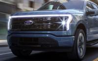 福特计划到2030年将电动汽车销量提升至40%