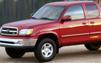 第二代Tundra是该细分市场中销量第二差的皮卡