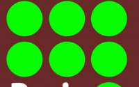 Fingle就像是两个玩家手指的Twister感性游戏