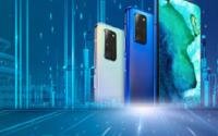 荣耀V30PRO自带的畅连通话功能基于5G高速度低时延实现了1080P高清画质