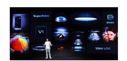vivoV1成像芯片玻璃镜头及更多细节提前亮相vivoX70系列