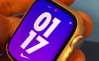 苹果手表系列7照片显示苹果手表6对比