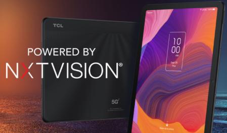 TCLTabPro5G是一款搭载骁龙480的平板电脑售价399美元