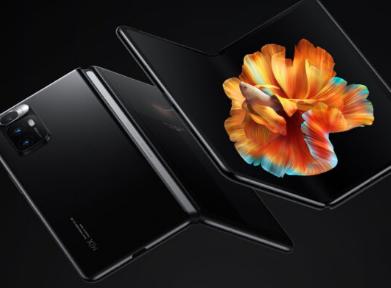 小米MIXFold手机获得MIUI历史上最长更新日志的新更新